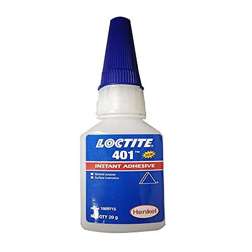 Loctite Universal Instant Adhesive, Klar, 20 g Flasche