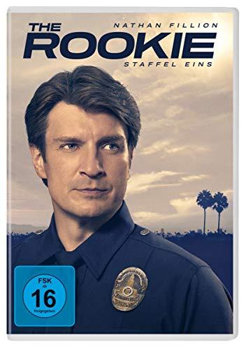 The Rookie - Staffel eins [5 DVDs]