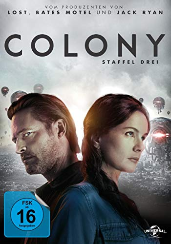 Colony - Staffel 3 [DVD]