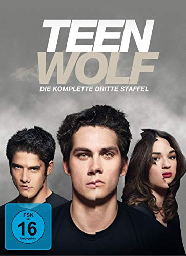 Teen Wolf - Die komplette dritte Staffel [8 DVDs]