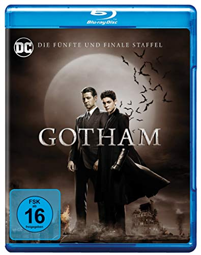 Gotham: Staffel 5 [Blu-ray]