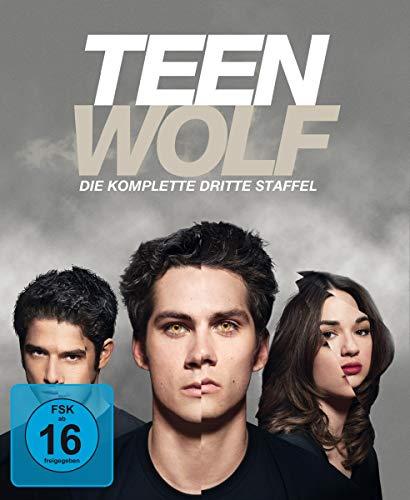 Teen Wolf - Die komplette dritte Staffel [Blu-ray]