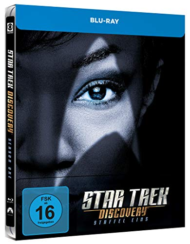 Star Trek - Discovery - Staffel 1 [Blu-ray] - Limited Steelbook Edition