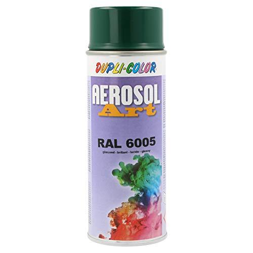 Dupli-Color 722615 Aerosol Art Ral 6005 glänzend 400 ml