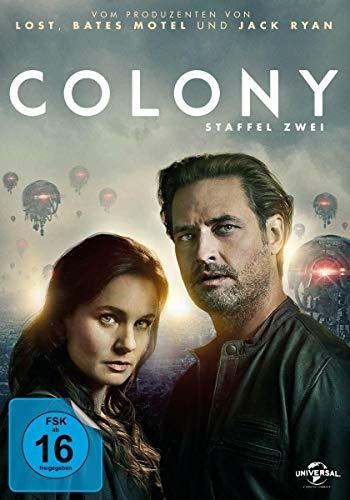 Colony - Staffel 2 [DVD]