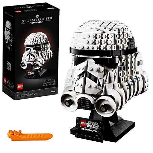 Lego75276StarWarsStormtrooperHelm,Bauset,SammlerobjektfürErwachsene
