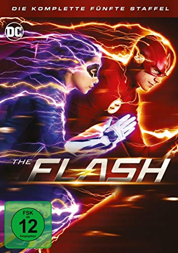 The Flash - Die komplette fünfte Staffel [5 DVDs]