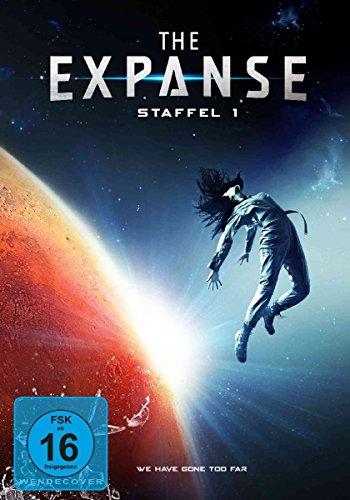 The Expanse - Staffel 1 [3 DVDs]