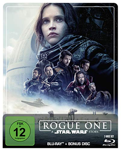 Rogue One: A Star Wars Story - Steelbook Edition [Blu-ray]