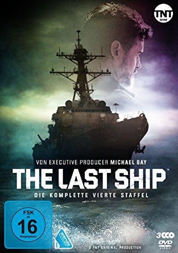 The Last Ship - Die komplette vierte Staffel [3 DVDs]