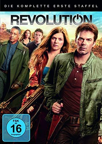 Revolution - Die komplette erste Staffel [5 DVDs]