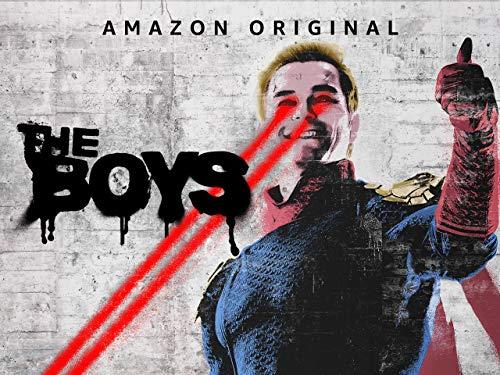 The Boys - Staffel 1 (4K UHD)
