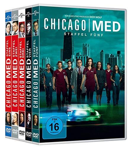 Chicago Med - Die kompletten Staffeln 1+2+3+4+5 im Set (26 DVDs)