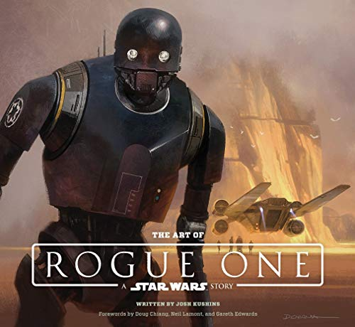 Harry N. Abrams Band 4/2 : The Art of Rogue One: A Star Wars Story (Star Wars Rogue One), mehrfarbig, 22257