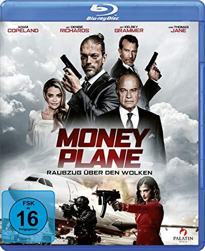 Money Plane - Raubzug über den Wolken [Blu-ray]