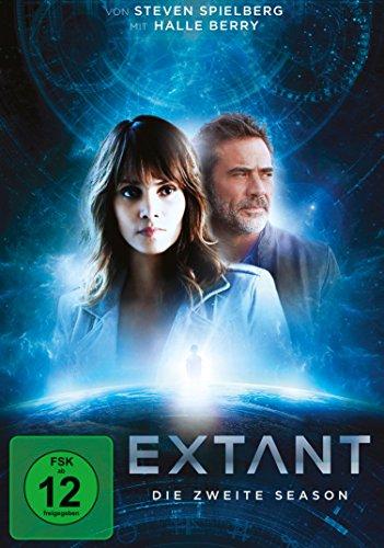 Extant - Die zweite Season [4 DVDs]