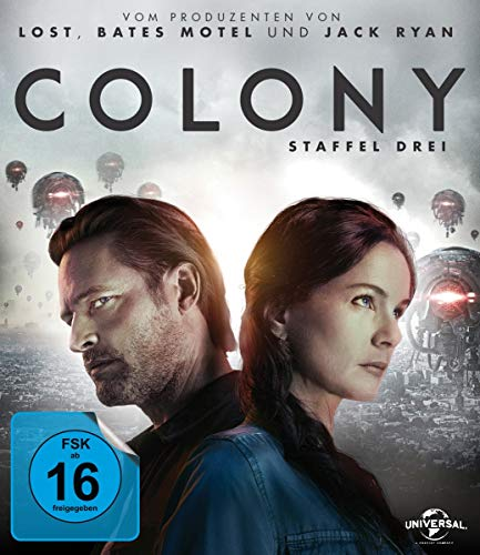 Colony - Staffel 3 [Blu-ray]