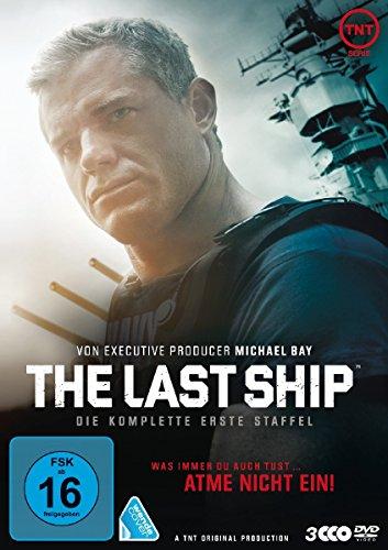 The Last Ship - Staffel 1 [3 DVDs]