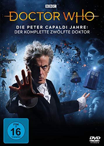 Doctor Who - Die Peter Capaldi Jahre: Der komplette zwölfte Doktor (Limited Edition, 21 Discs)