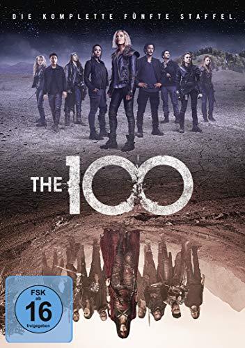 The 100 - Die komplette fünfte Staffel [3 DVDs]