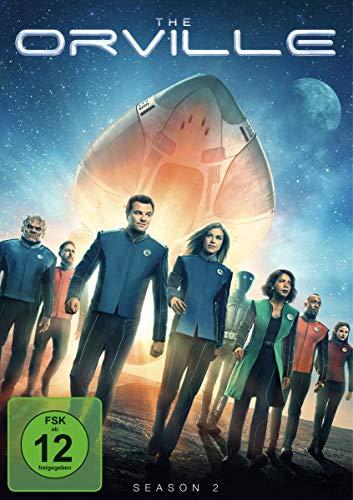 The Orville - Die komplette zweite Season [4 DVDs]