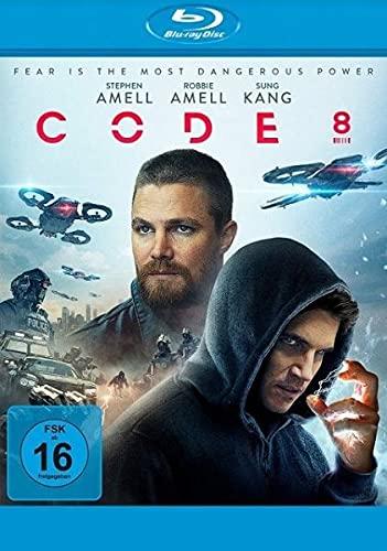 Code 8 [Blu-ray]