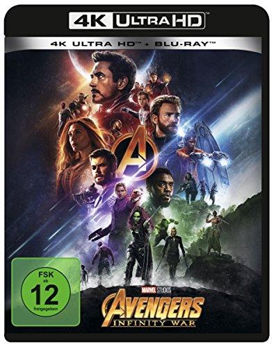 Avengers: Infinity War 4K Ultra HD [Blu-ray]