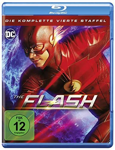 The Flash - Die komplette 4. Staffel [Blu-ray]