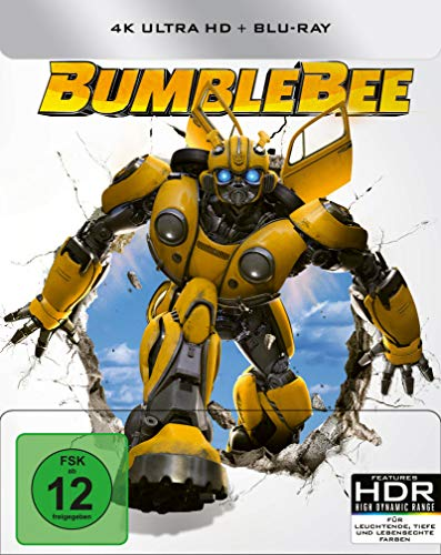 Bumblebee - UHD - Steelbook [Blu-ray]
