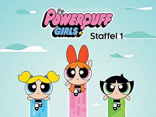 Die Powerpuff Girls - Staffel 1 Teil 1
