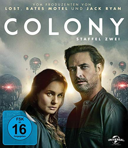 Colony-Staffel 2 [Blu-ray]