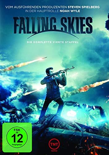 Falling Skies - Die komplette vierte Staffel [3 DVDs]