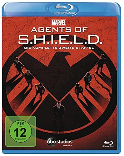 Marvel's Agents of S.H.I.E.L.D. - Staffel 2 [Blu-ray]