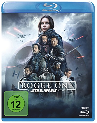 Rogue One - A Star Wars Story [Blu-ray]