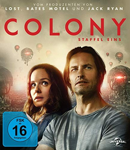 Colony - Staffel 1 [Blu-ray]