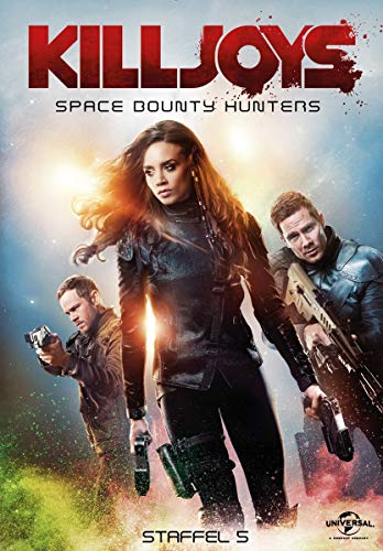 Killjoys - Space Bounty Hunters Staffel 5 (finale Staffel): Blu-Rays