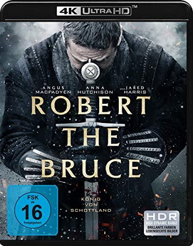 Robert the Bruce - König von Schottland (4K Ultra HD/UHD) [Blu-ray]