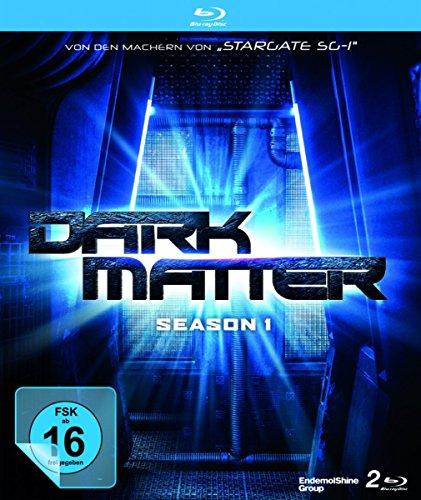 Dark Matter – Die komplette 1. Staffel [Blu-ray]