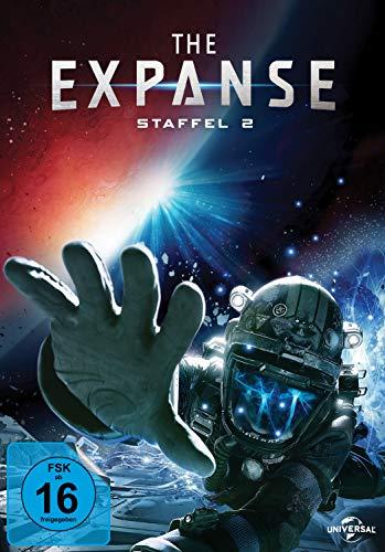 The Expanse - Staffel 2 [4 DVDs]