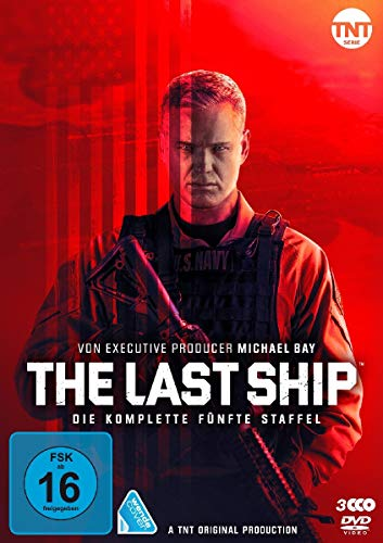 The Last Ship - Die komplette fünfte Staffel [3 DVDs]