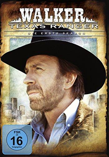 Walker, Texas Ranger - Die erste Season [7 DVDs]