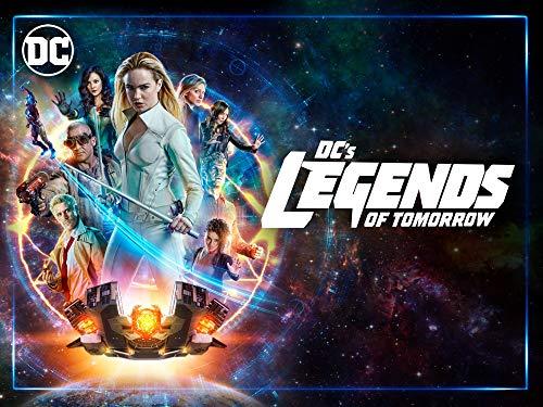 DC's Legends of Tomorrow: Staffel 4