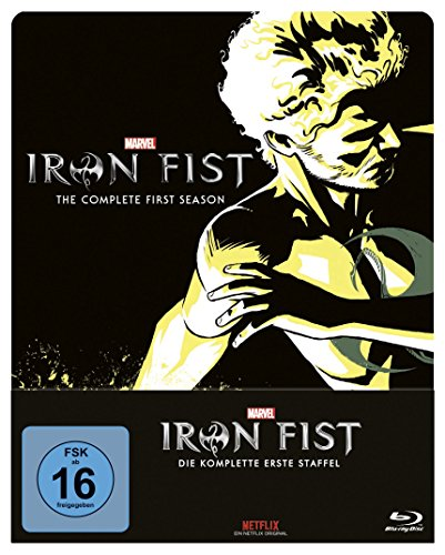 Marvel's Iron Fist [Blu-ray] [Limited Edition]