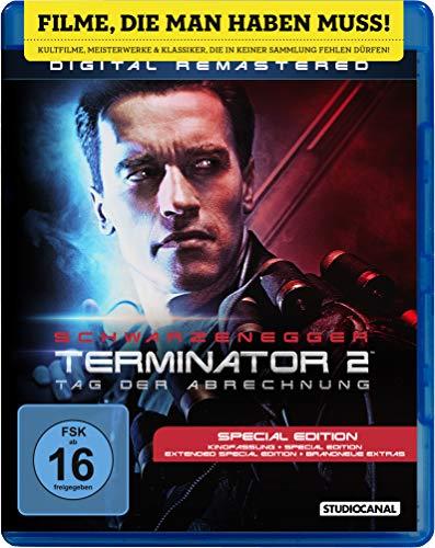 Terminator 2 (Special Edition / Digital Remastered) [Blu-ray]