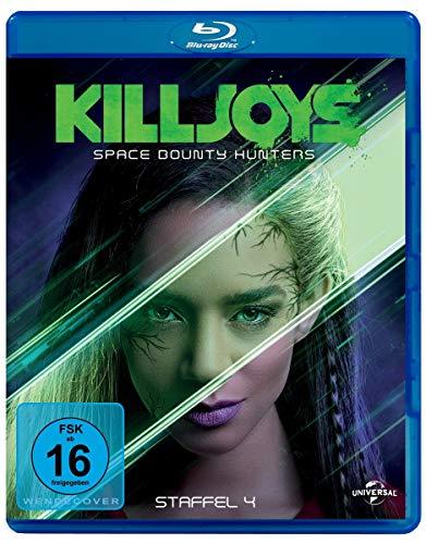Killjoys - Space Bounty Hunters - Staffel 4 - Blu-ray Disc