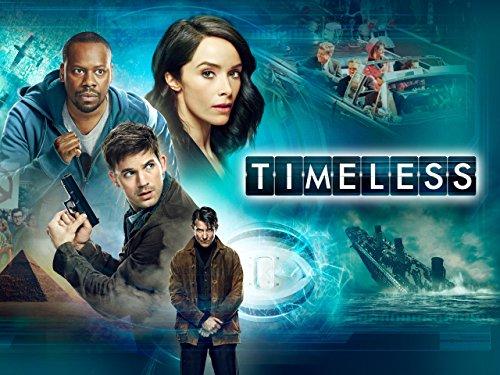 Timeless - Staffel 1 [OV]