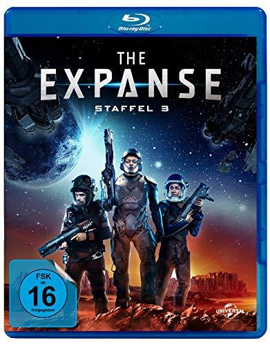 The Expanse - Staffel 3 [Blu-ray]