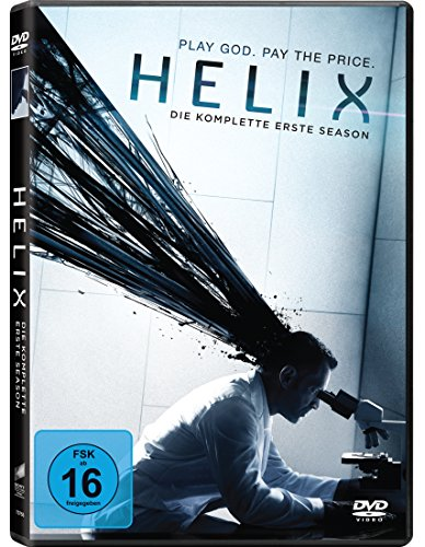 Helix - Die komplette erste Season [3 DVDs]