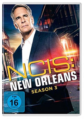 NCIS: New Orleans - Season 3 [6 DVDs]