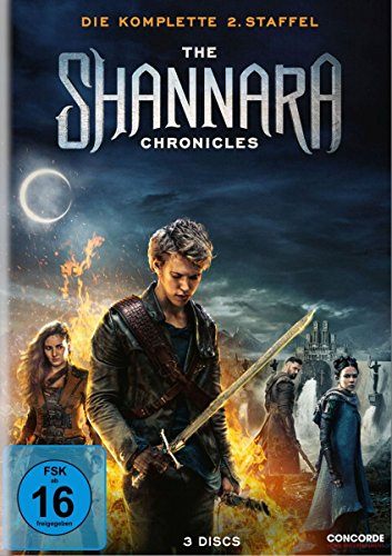 The Shannara Chronicles - Die komplette 2.Staffel [3 DVDs]